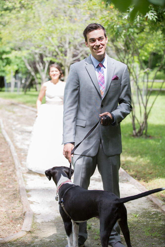 first look patapsco state park wedding photographer