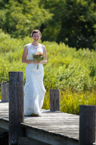 first look bride annapolis wedding photographer
