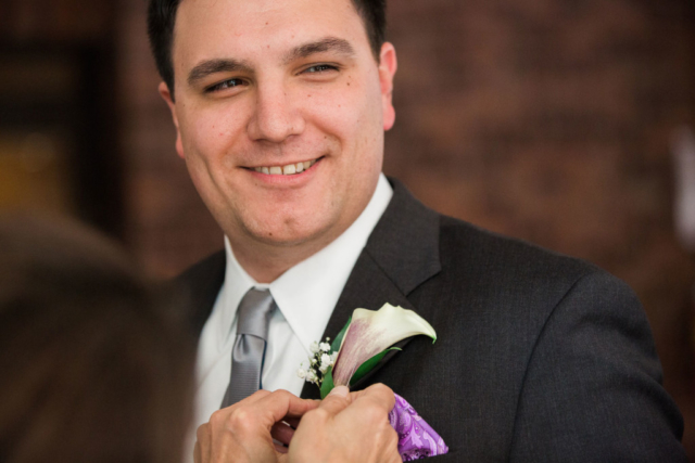 groom getting ready virginia wedding photographer