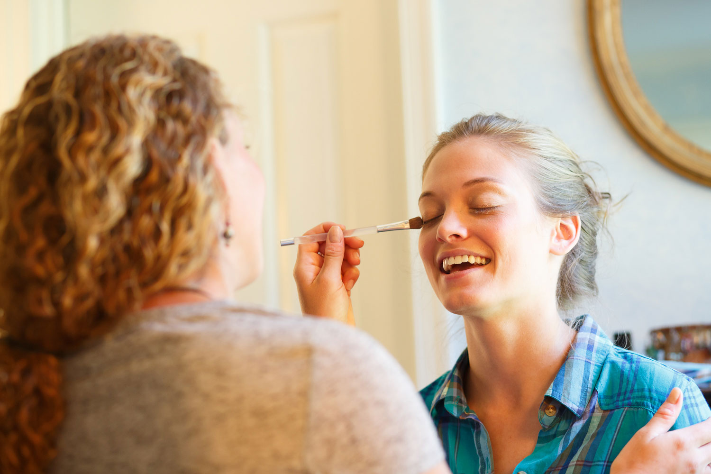 wedding makeup artist maryland