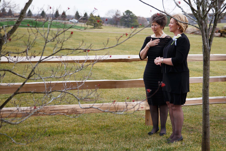mothers maryland wedding