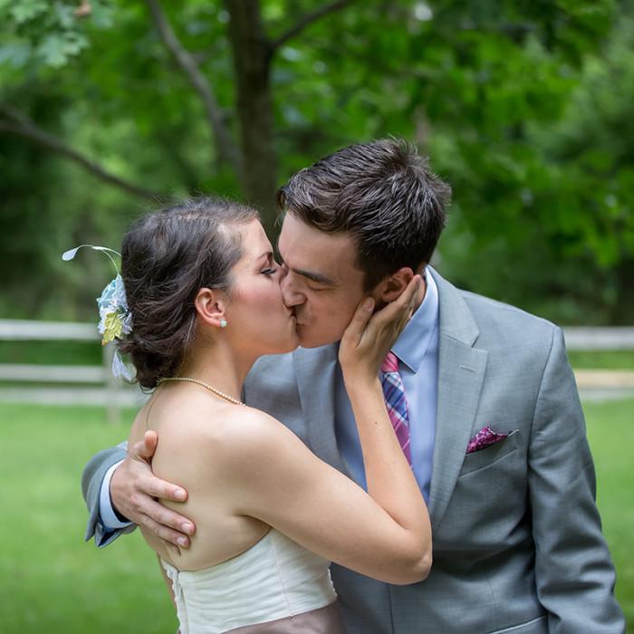 Lindsay + Jeff | Patapsco Valley State Park Wedding