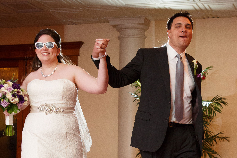 reception virginia wedding photographer