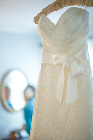 wedding dress annapolis photographer