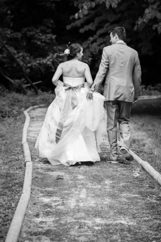 bride and groom portraits patapsco wedding